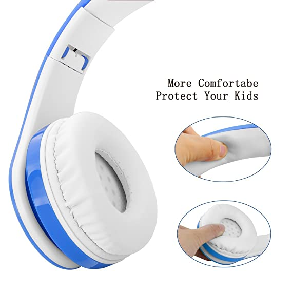Oxendure - Auriculares Bluetooth para niños. Recargables: Amazon.es: Electrónica