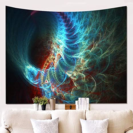 YACHAO Indian Bohemian HippieTwin Tapestry Multiusos ...