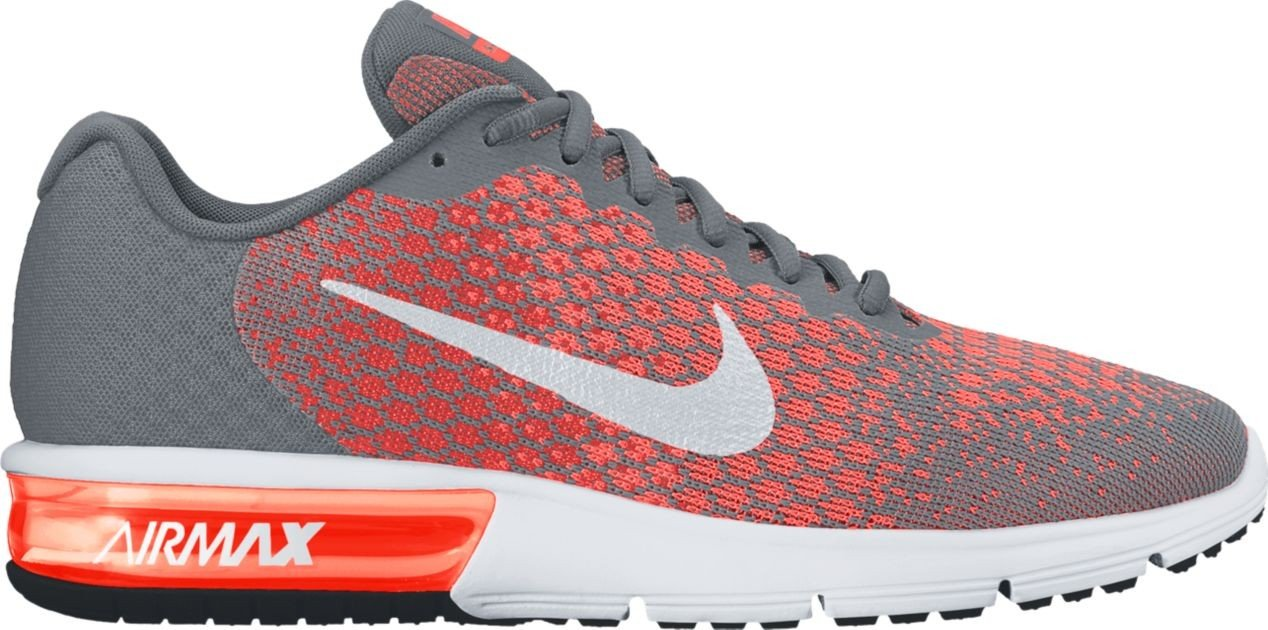 NIKE Men's Air Max Sequent 2, Cool Grey