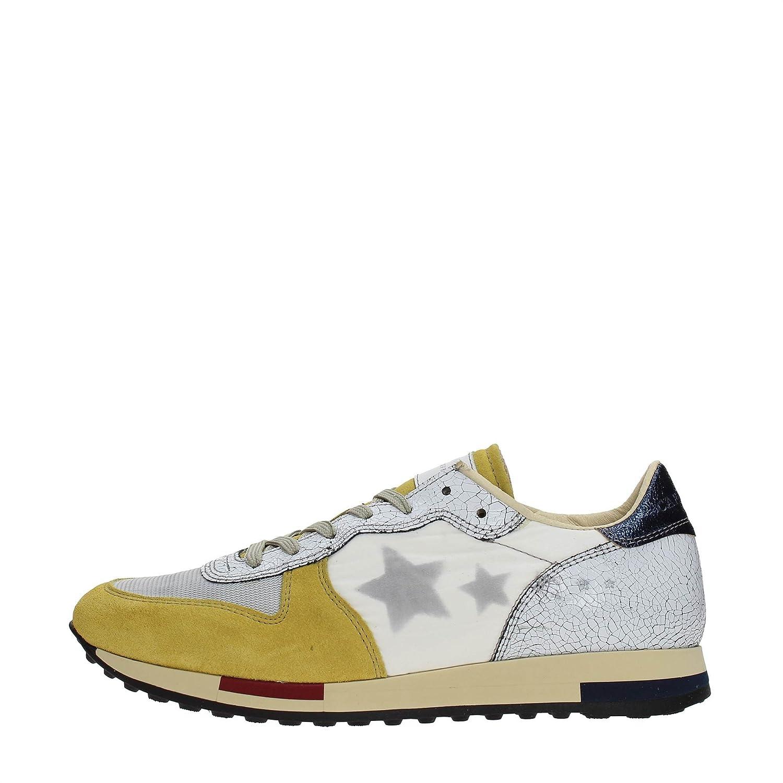 CAFegrave;NOIR KPB924 Sneakers Herren  42 EU|596 Multigiallo