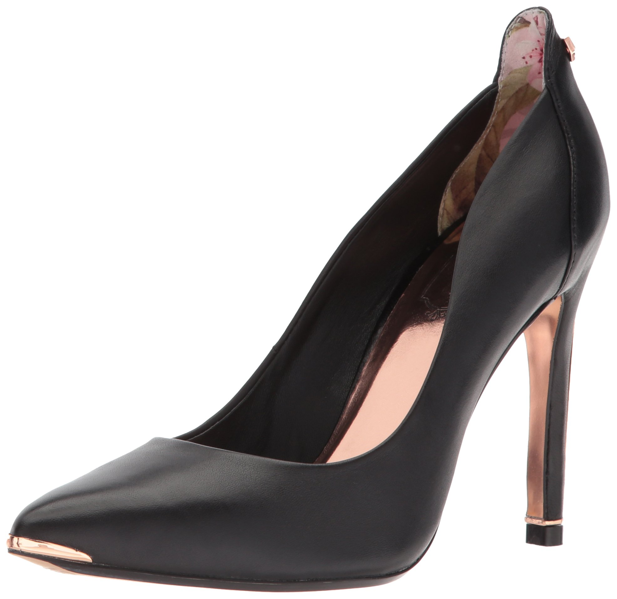 Ted Baker Women's Melisah Pump, Black, 8 B(M) US