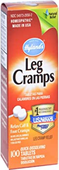 100-Count Hyland's Natural Relief Leg Cramp Tablets