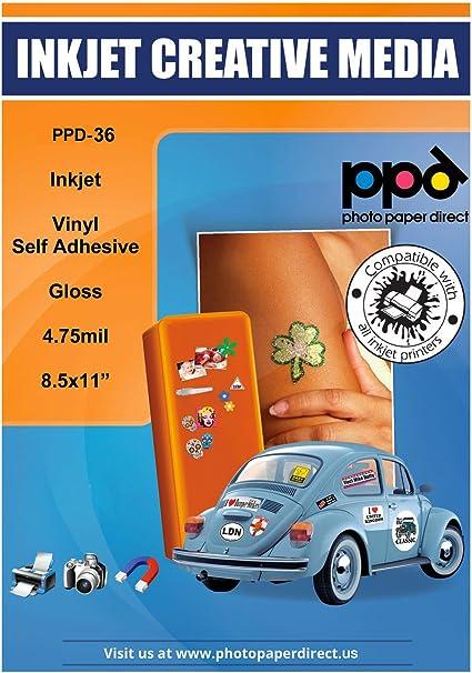 Amazon.com: PPD - Pegatinas de vinilo creativas para ...