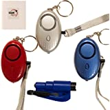 Safe Personal Alarm for Woman Keychain - Safesound Personal Protection Alarms for Women, Safety, Safe Sound Personal…