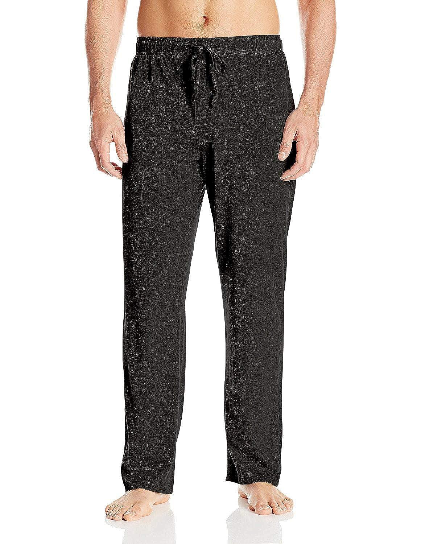 Hanes Mens Adult X-Temp Short Sleeve Cotton Raglan Shirt and Pants Pajamas Pjs Sleepwear Lounge Set