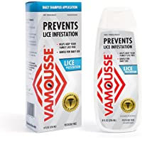 Vamousse Lice Defense, 8 Fluid Ounce