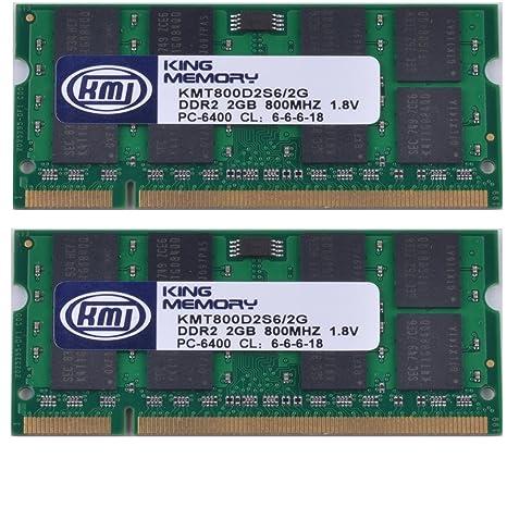 Camilla MEMORY 4GB (2 x 2 GB PC 2-6400) DDR2 800MHz DDR2