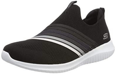 Skechers Ultra Flex-brightful Day, Sneaker Infilare Donna