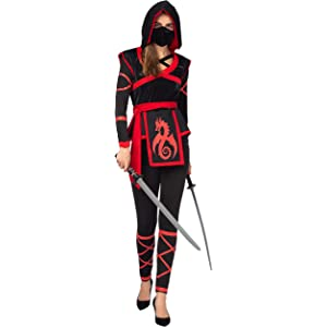 Amazon.com: Halloween Costumes Boys Ninja Costume Kids ...