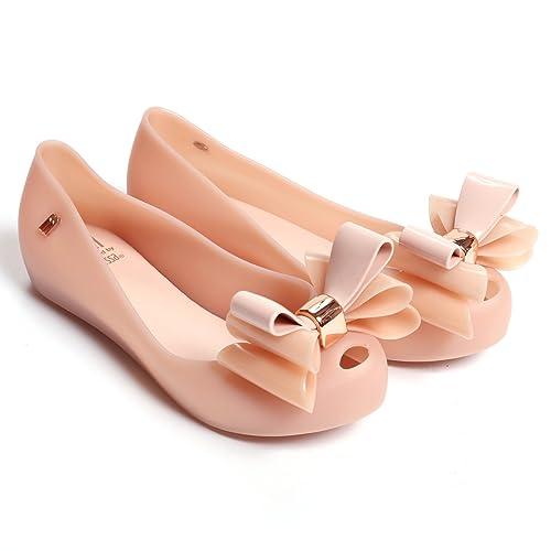 Shoes Kids Bow Melissa Ultragirl 32 17 Triple Blush OPUwdAqw