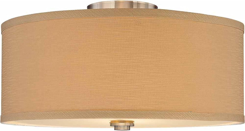 V4352-33 Volume Lighting Semi-Flush Mount