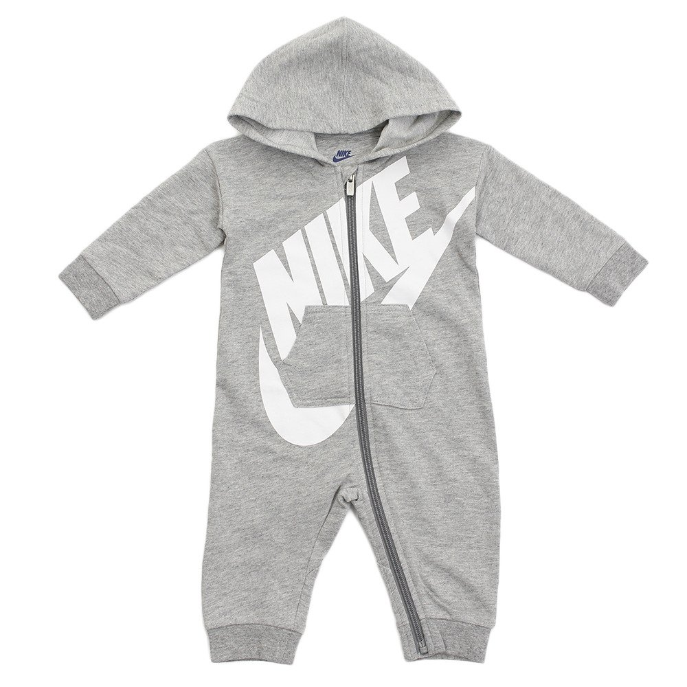 2579b86ffc4 Amazon.com  Nike Infant Futura Coverall Romper (0-3 Months