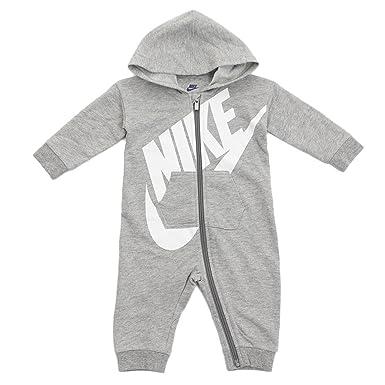 Nike Futura Overall Kleinkind Strampler (0-3 Monate, Dark ...