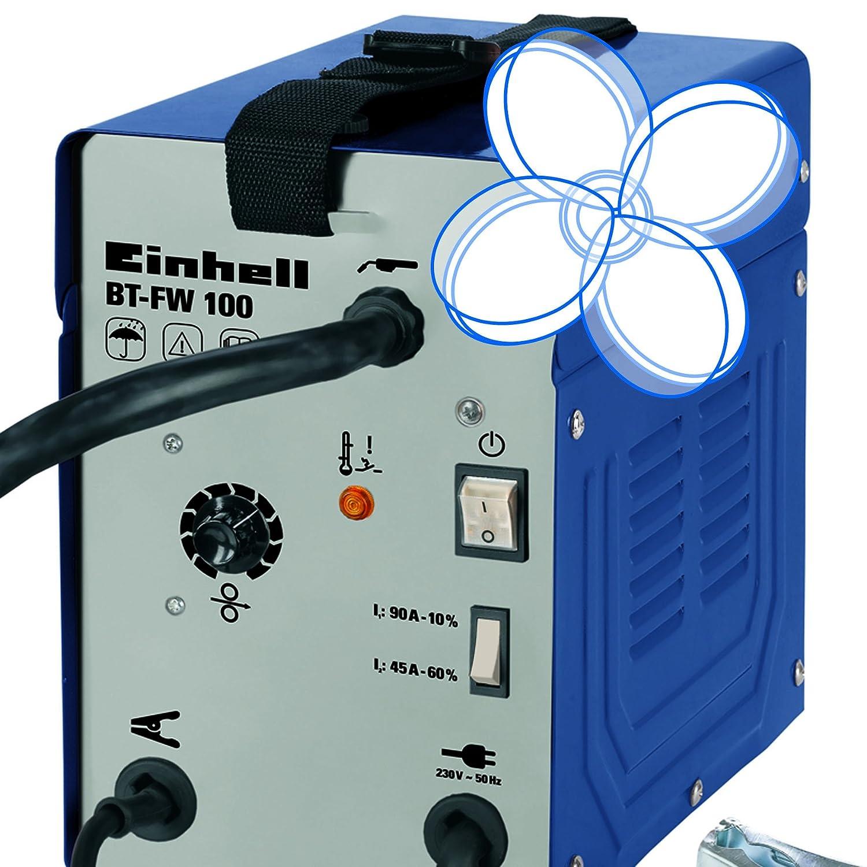 Einhell BT-FW 100 - Hilo soldador: Amazon.es: Industria, empresas y ciencia