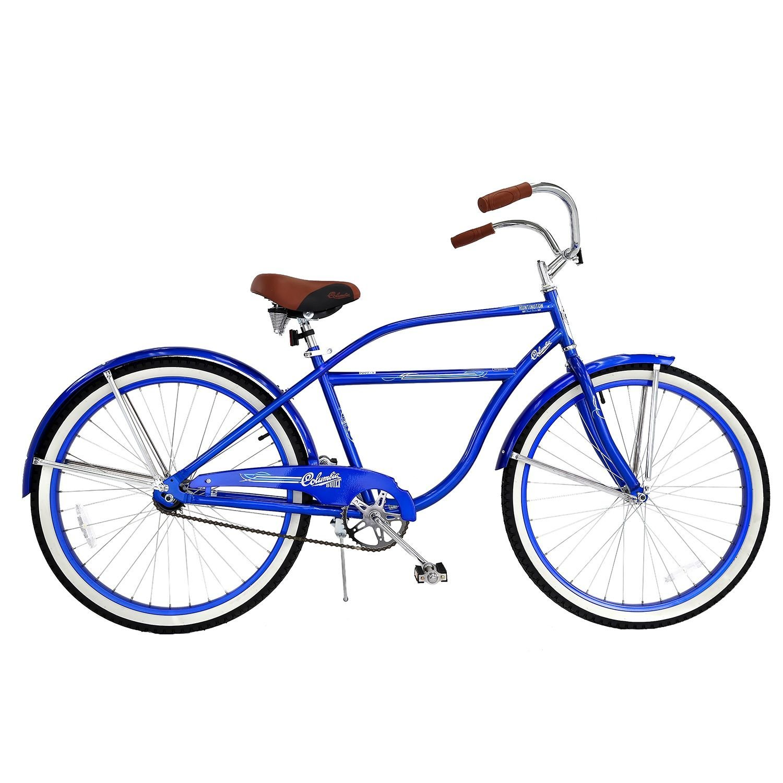 Micargi HUNTINGTON 26 Men's Beach Cruiser Bike by Micargi B00DULZ6KU