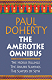 The Amerotke Omnibus: Three mysteries from Ancient Egypt