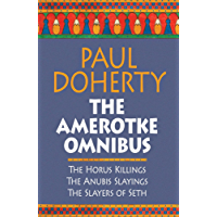 The Amerotke Omnibus (Ebook): Three mysteries from Ancient Egypt (English Edition)