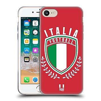 Head Case Designs Italien Fussball Wappen Soft Gel Amazon