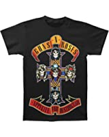 Bravado Guns N Roses Men's Appetite For Destruction Jumbo T-shirt
