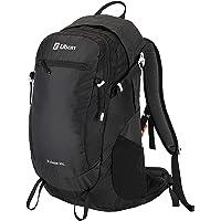Ubon Ventilated Hiking 30L Ultralight Internal Frame Travel Outdoor Backpack Daypack (Black)