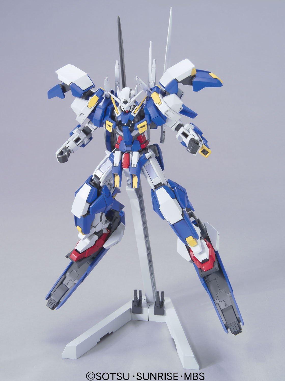 Bandai Hobby #64 Gundam Avalanche Exia Dash Gundam 00 Action Figure
