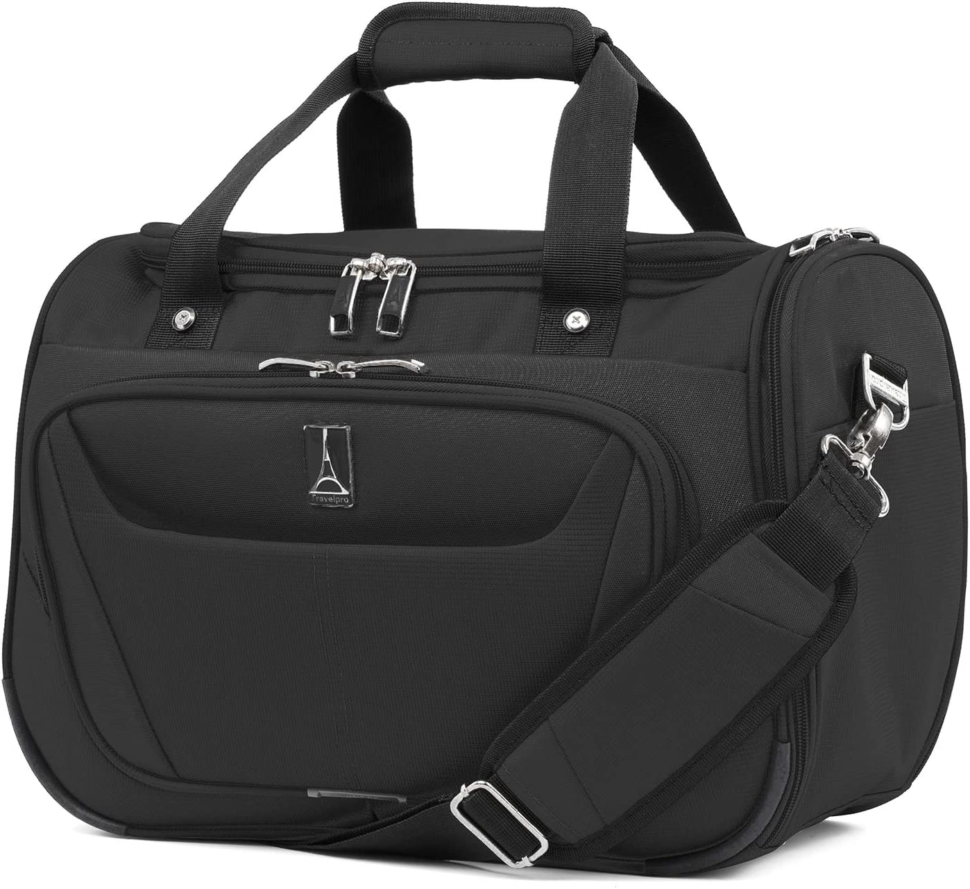 Travelpro Maxlite 5-Lightweight Underseat Carry-On Travel Tote Bag, Black