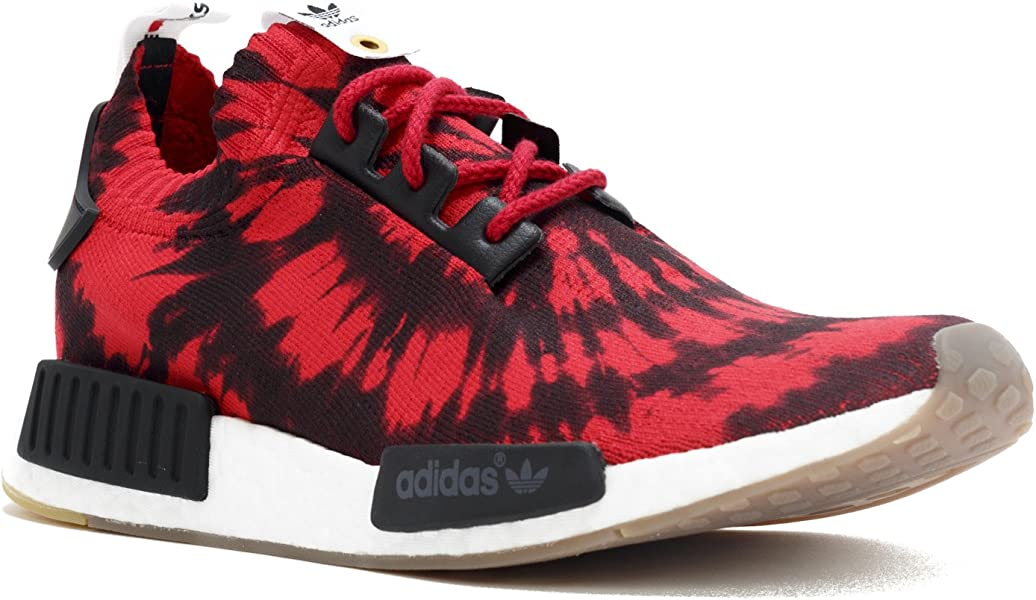 separation shoes fd2a5 18e9f NMD R1 Pk Nice Kicks 'Nice Kicks' - Aq4791 - Size 11 Red, Black
