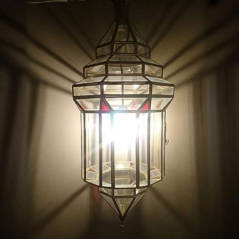 crean - Lámpara de techo, marroquí Lámpara de techo de ...
