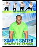 Chair Exercise DVD for Seniors- Simply Seated is an invigorating Total Body Chair Workout. Warm up, Aerobic Endurance…