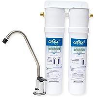 Coflex Home WF-200 Sistema Filtracion de Agua Bajo Tarja 2 Etapas