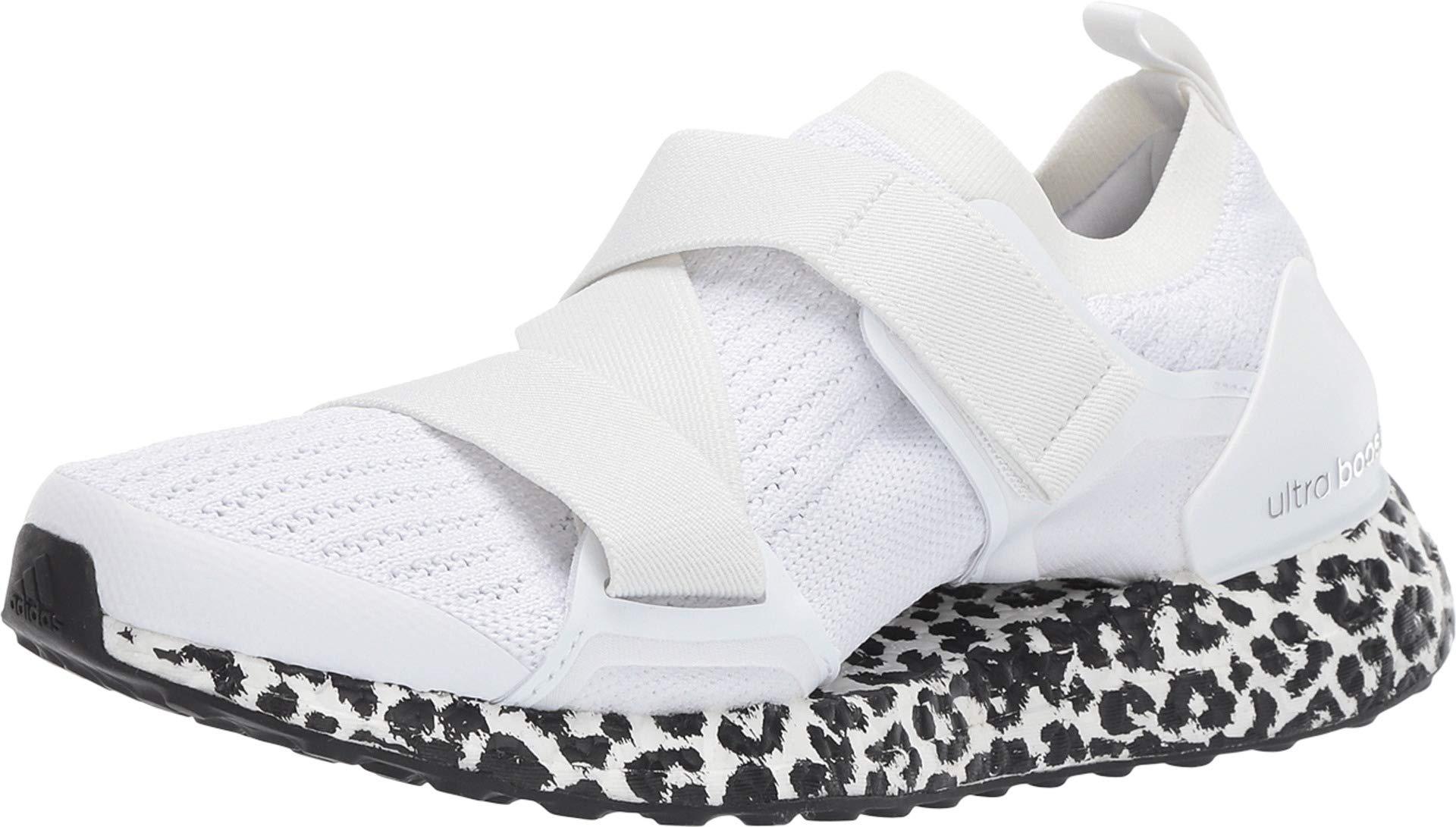 adidas by Stella McCartney Women's Ultraboost X Footwear White/Core Black/Footwear White 5.5 M US