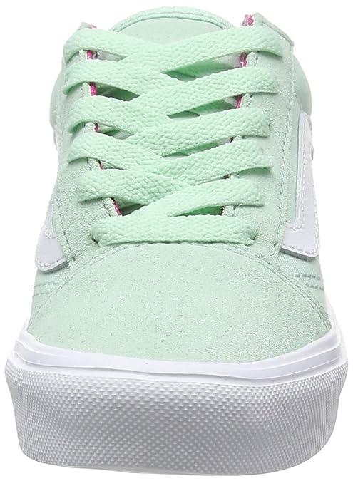 67866b3816 Vans Mädchen UY Old Skool Lite Sneakers: Amazon.de: Schuhe & Handtaschen