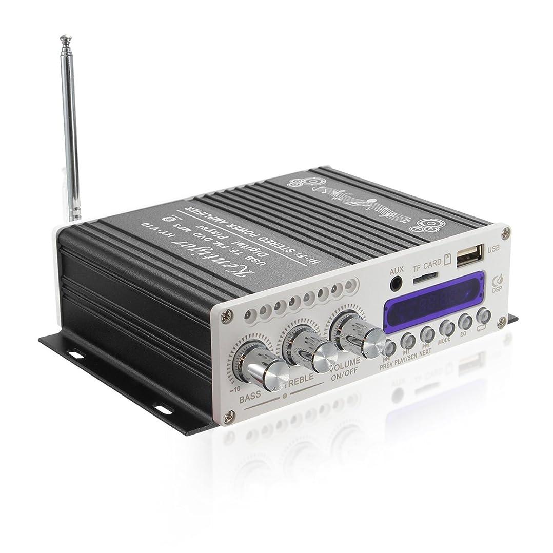まっすぐアラスカストレンジャーFX-AUDIO- FX-98E 『ブラック』 TDA7498EデジタルアンプIC搭載 160Wハイパワーデジタルアンプ