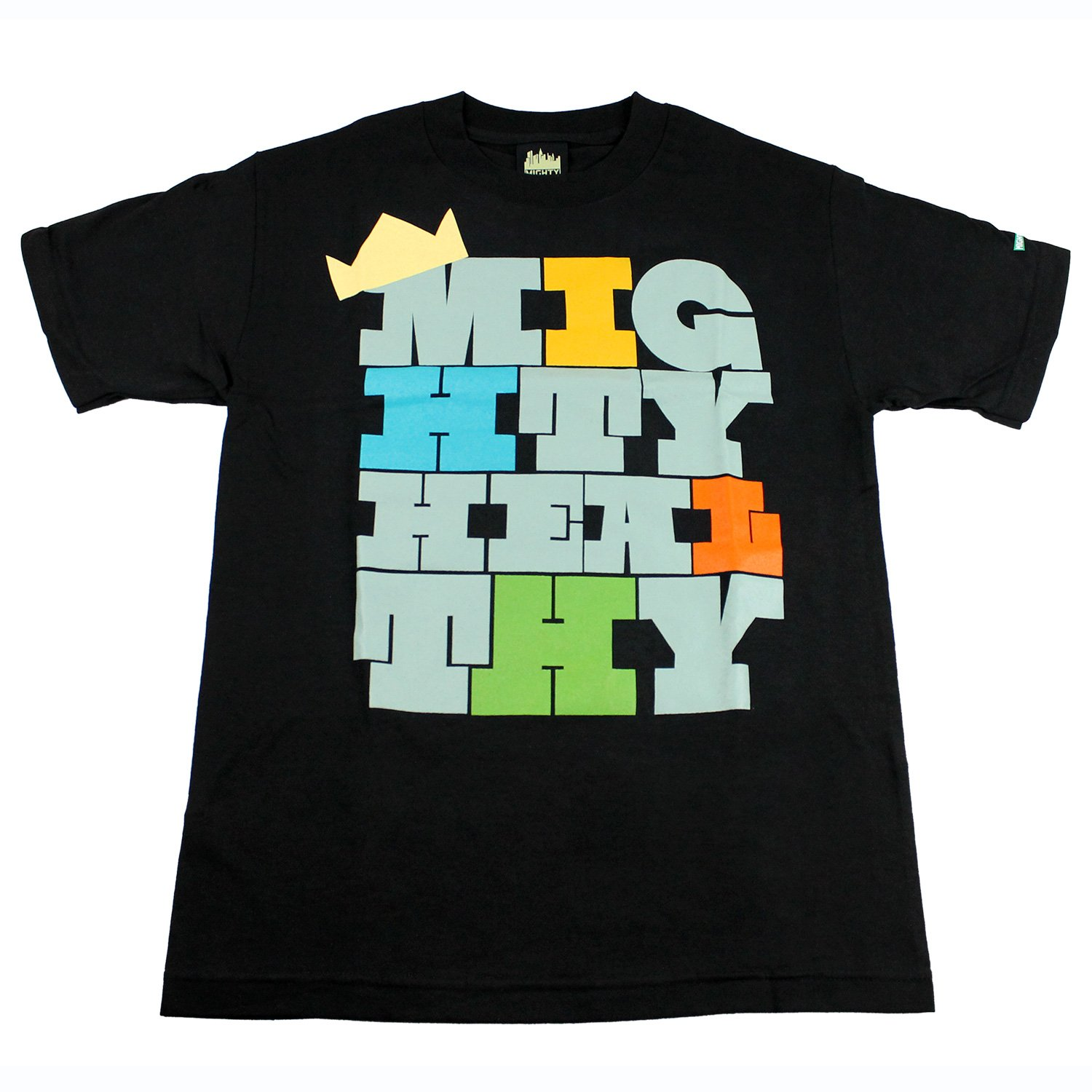 MIGHTY HEALTHY T-Shirt HIGH AND MIGHTY Size S