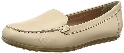 Rockport DEMISA II Plain Moc - Mocasines, Mujer, Beige (Summer Nude Wax), 40: Amazon.es: Zapatos y complementos