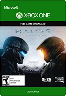 Halo 5 Guardians - Xbox One Digital Code