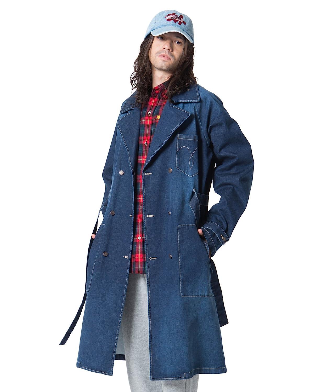(グラム) glamb Blues denim coat GB0118/JKT08 B079ZW8TY9  インディゴ 2