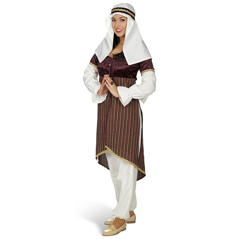 Edles Wüstenbraut Kostüm 3 tlg für Damen (36/38)