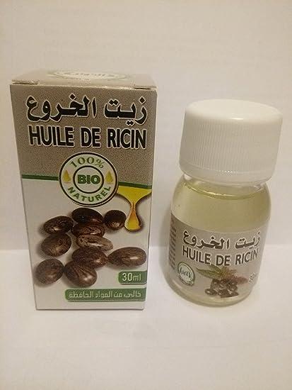 Aceite de ricino origen