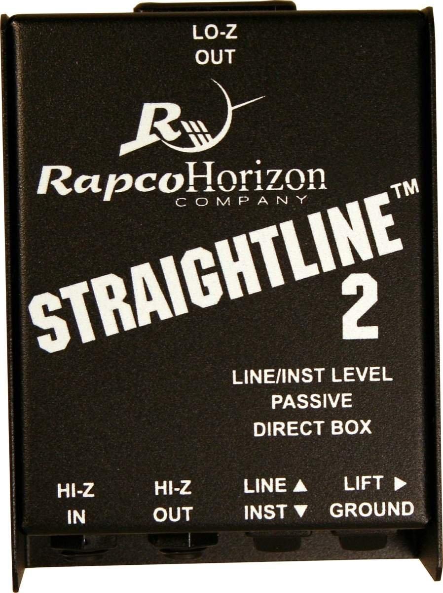 RapcoHorizon DBBLOX Passive Direct Box BLOX Device