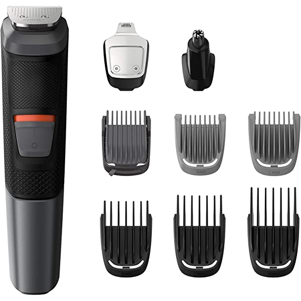 Philips MG5720/15 Multigroom Series 5000 con 9 accesorios: Amazon ...