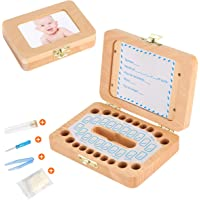 Luchild caja dientes leche ESPAÑOL, Caja para guardar