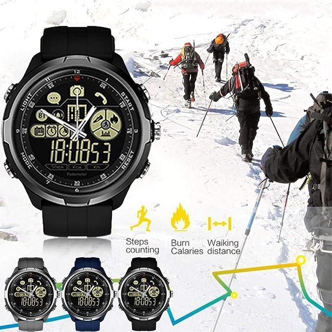 zzeblaze Smart Watch Vibe 4, Hybrid Robusto Hybrid Smartwatch 50 m ...