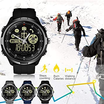 Zeblaze Super Lightweight Smart Vibe 4 Hybrid Watch,Vibe 4 Hybrid Rugged Hybrid Smartwatch 50M...
