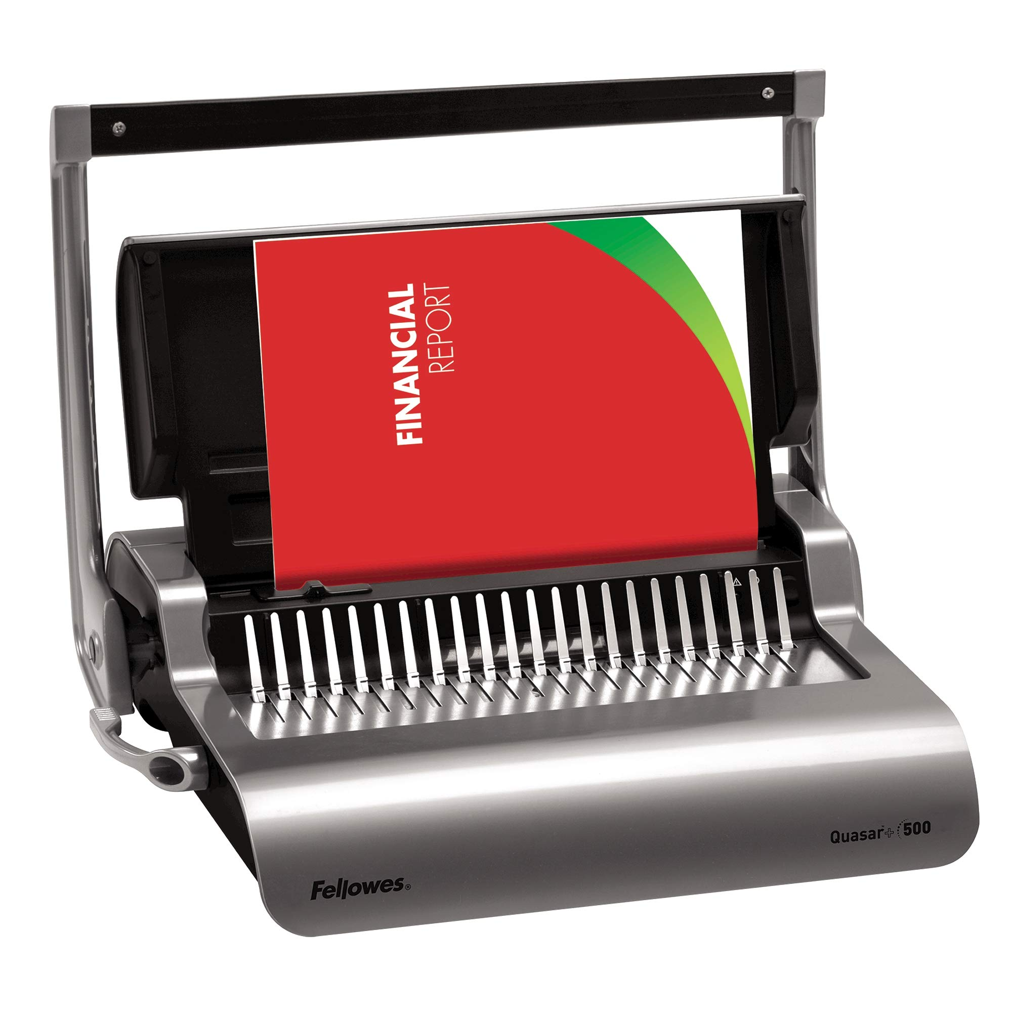 Fellowes Quasar A4 Manual Comb Binder by Fellowes (Image #1)