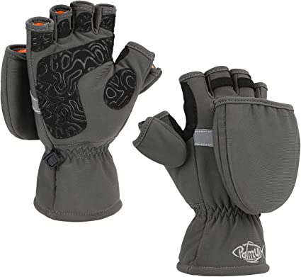 Padded Gloves Size L Winter Fishing Trout Lake Stream Spinning Glove TP
