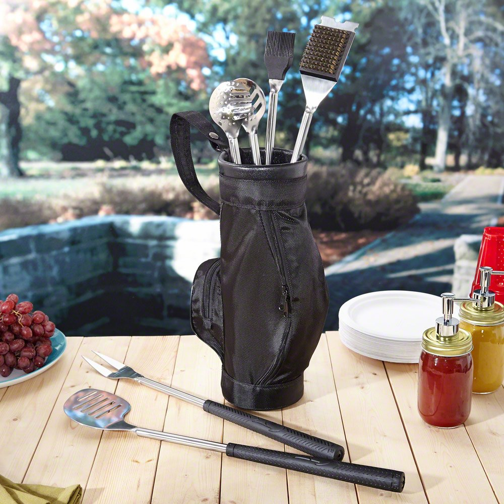 Weddingstar Inc. Fore Golfers Grilling Tools