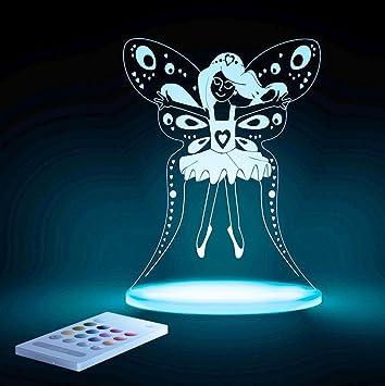 Chambre Lampe Fée Changement Aloka Veilleuse Bébé Fairy Led Motif lc3F1TKJ