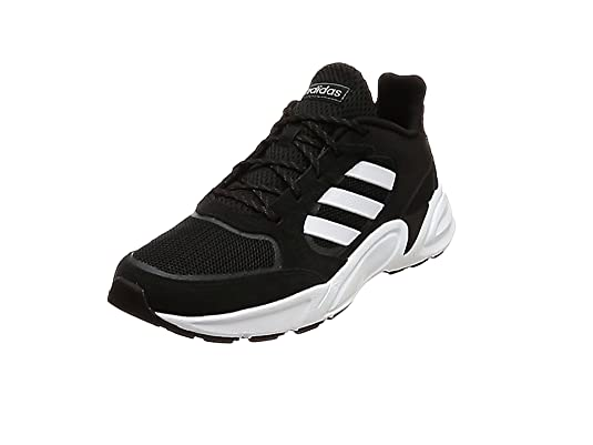adidas Performance, 90s Valasion Laufschuhe, schwarz