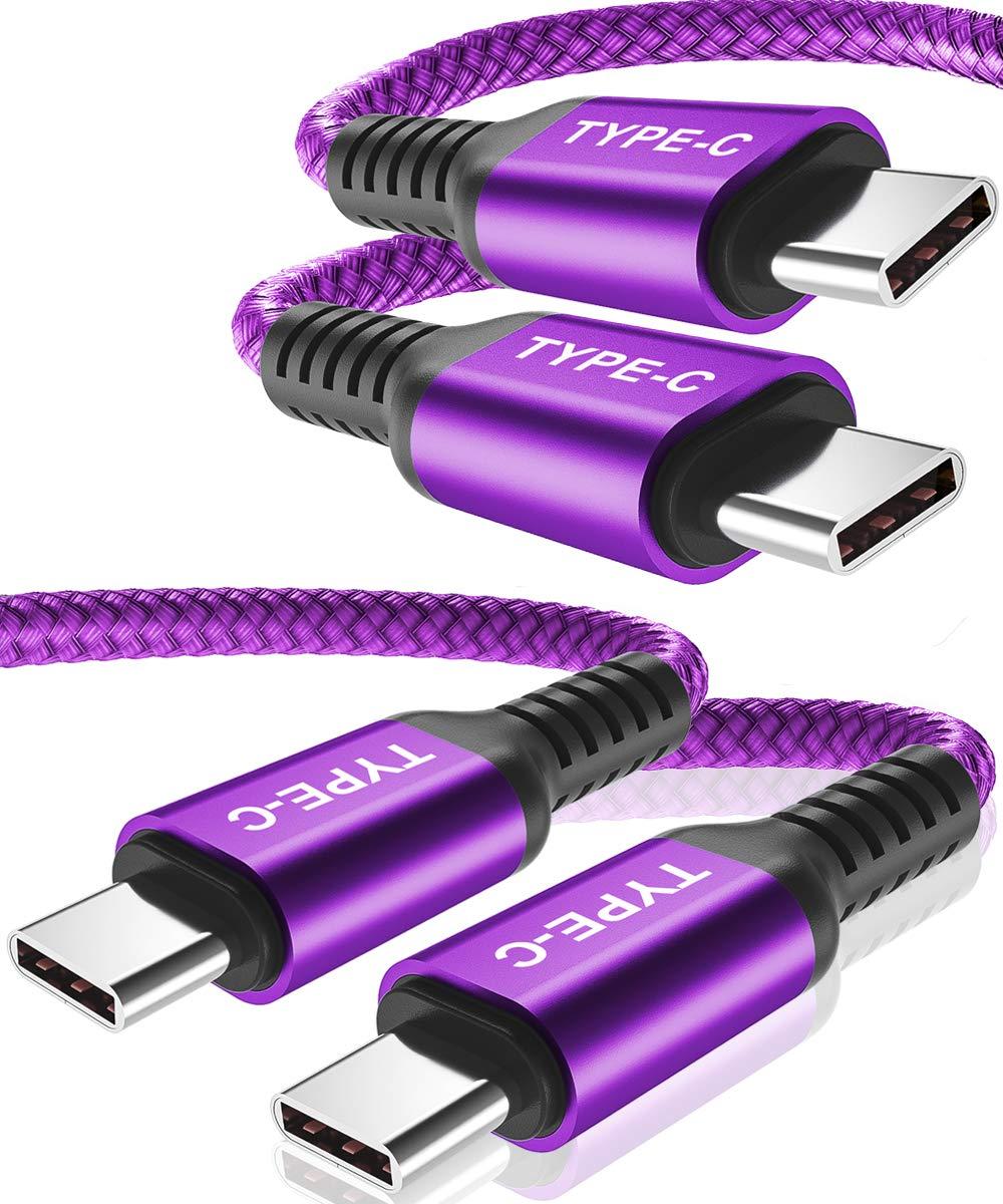 2 Cables USB-C a USB-C 4.5mt Basesailor -YFS2